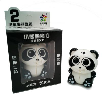 2x2x2 Llavero Panda