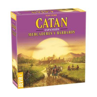 Catan Mercaderes y Bárbaros