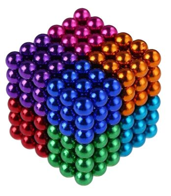 Neo Cube 5 mm 8 colores