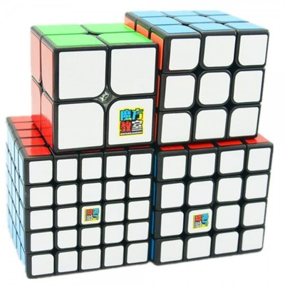 Set 4 cubos MF