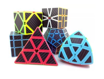 Set 6 cubos Cobra Lefun