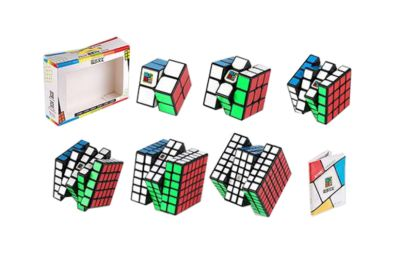 Set 6 cubos MF