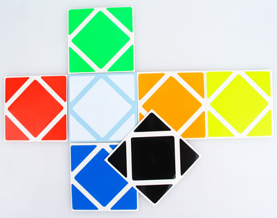 Skewb Stickers Z-stickers