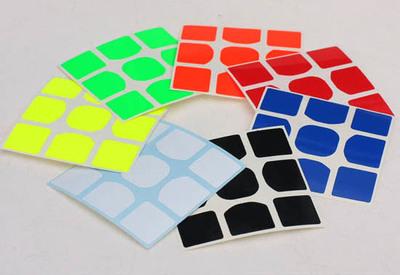 Stickers 3x3x3 GTS