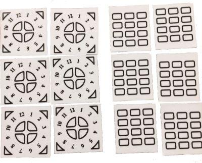 Stickers Time Machine Alternativa