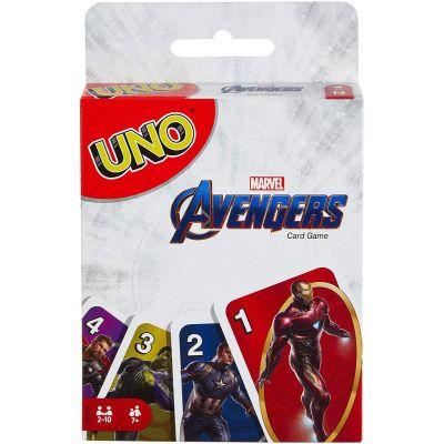 Juego Uno - Avengers