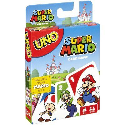 Juego Uno - Super Mario