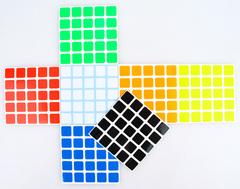 5x5x5 Z-stickers