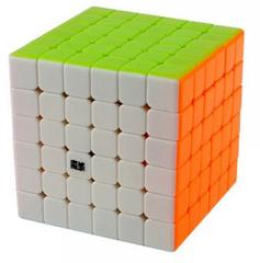 6x6x6 Aoshi Stickerless Moyu