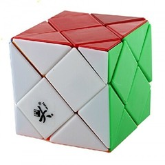 Dino Skewb Stickerless Dayan