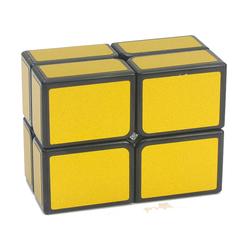 2x2x2 Mirror Flat Hello Cube