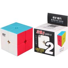 2x2x2 Qidi S Stickerless