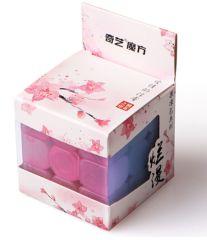 3x3x3 Warrior W Jelly Cube