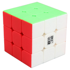 3x3x3 Yulong stickerless YJ