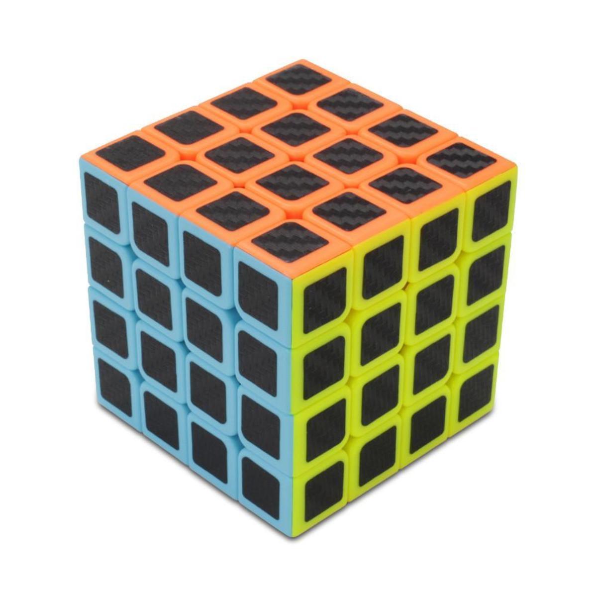 4x4x4 Cobra Fibra de Carbono CubeStyle