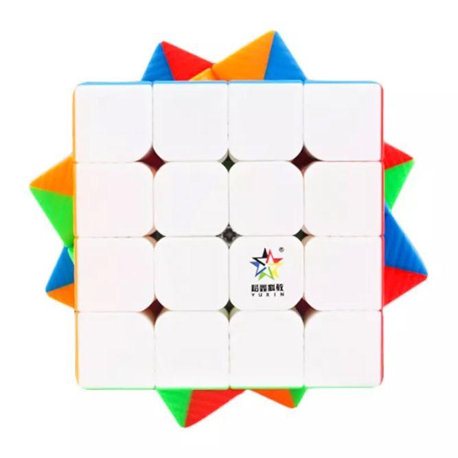 4x4x4 Yuxin Little Magic M