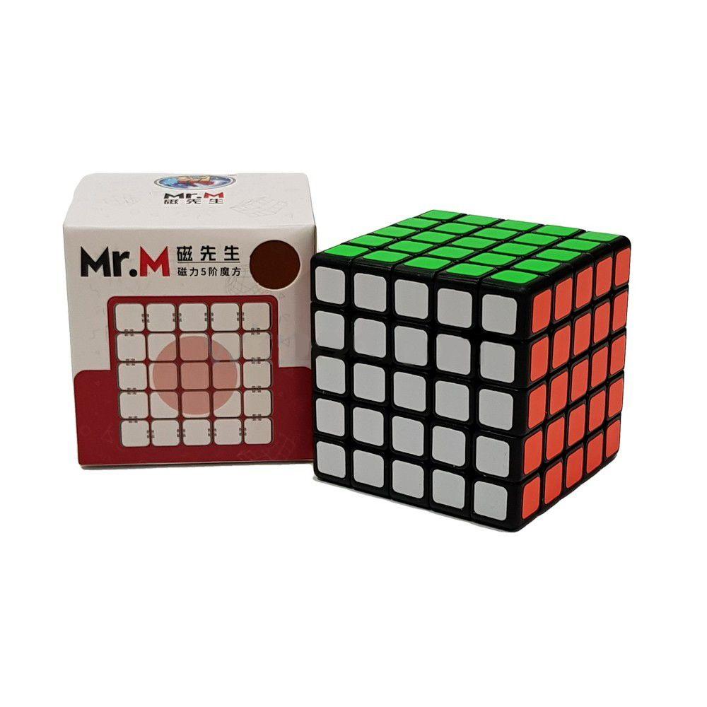 5x5x5 Mr. M Shengshou