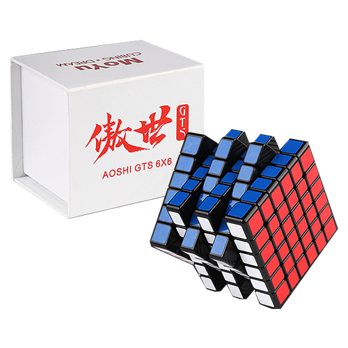 6x6x6 Aoshi GTS