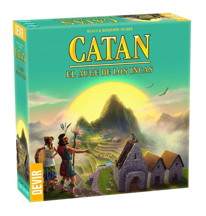 Catan - El Auge de los Incas