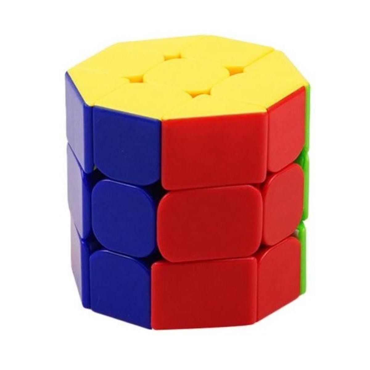 3x3x3 Barrel Z-cube