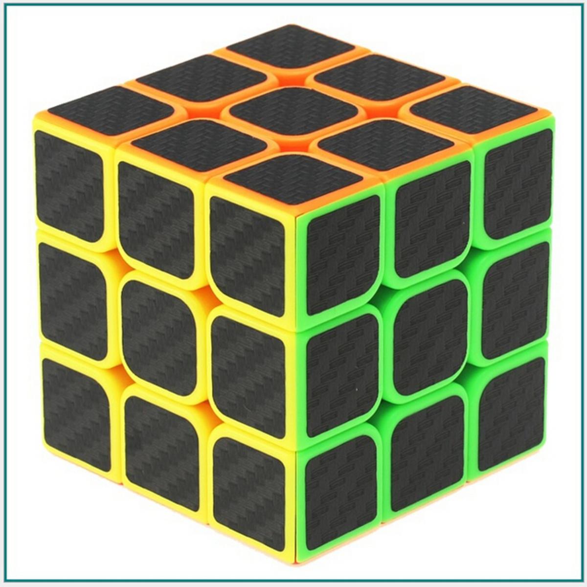 3x3x3 Cobra Fibra Carbono Z-cube