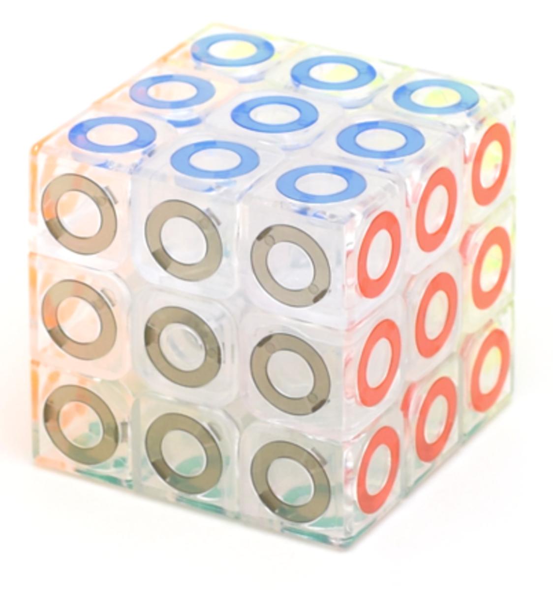 3x3x3 Crystal Ring MF