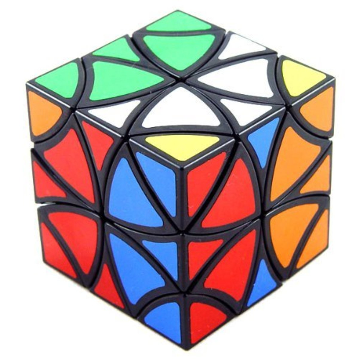 Curvy Copter Cube