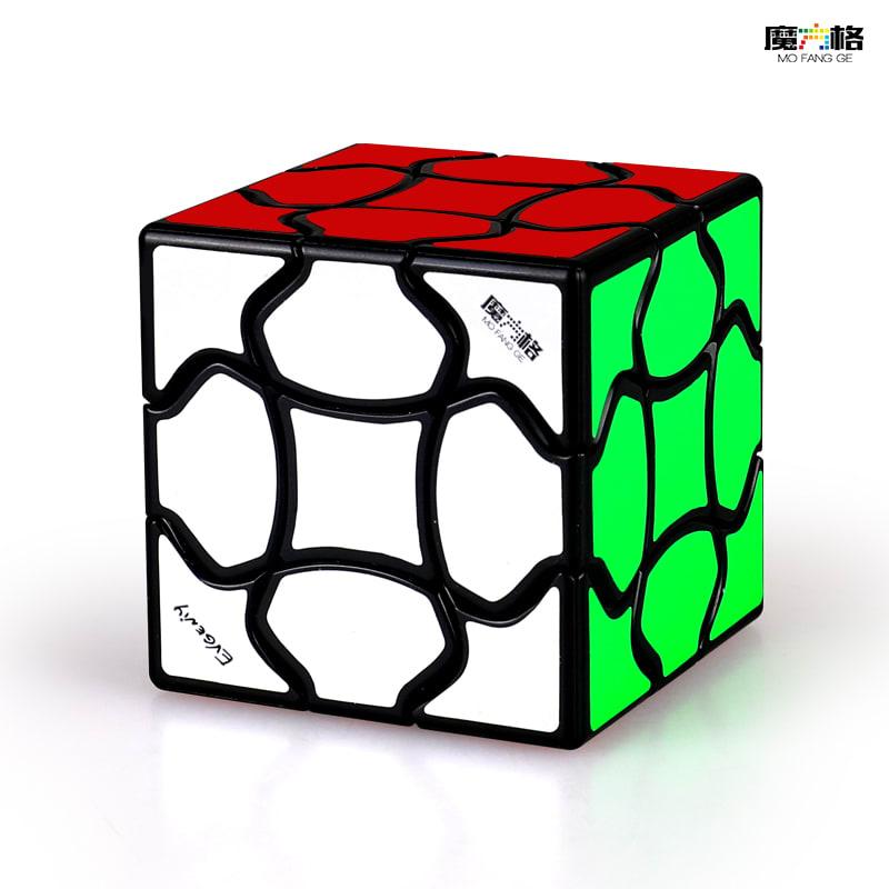 3x3x3 Fluffy Cube Qiyi