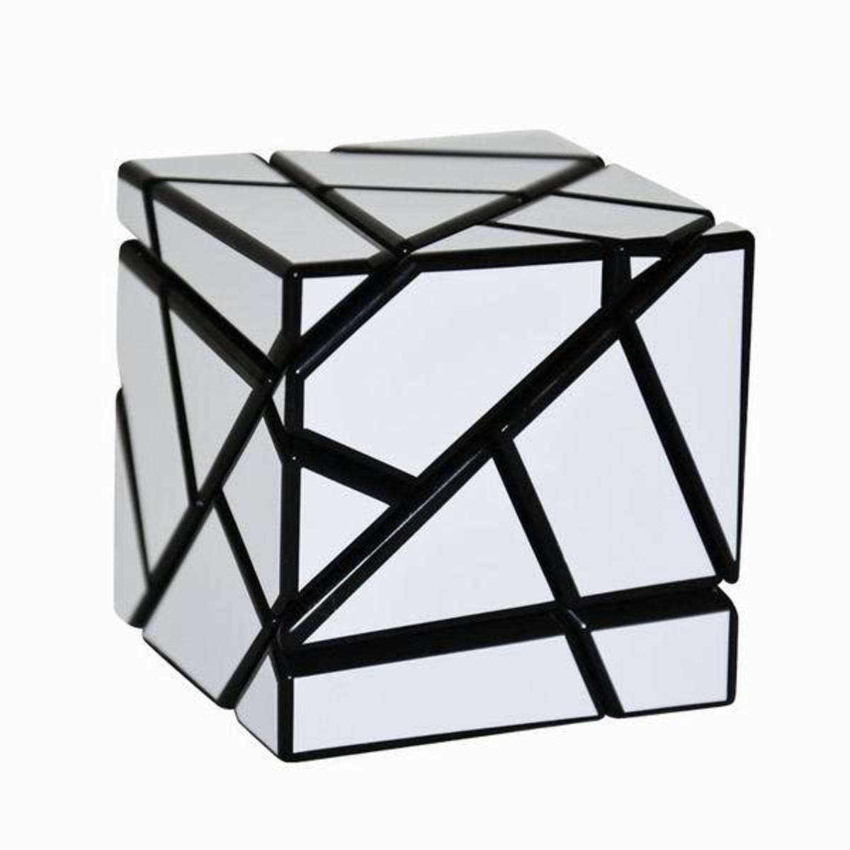 Ghost Cube Ninja