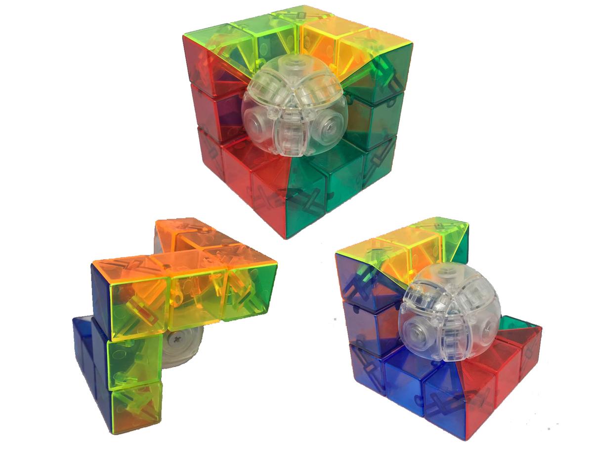 Pack Cubos Geo MF