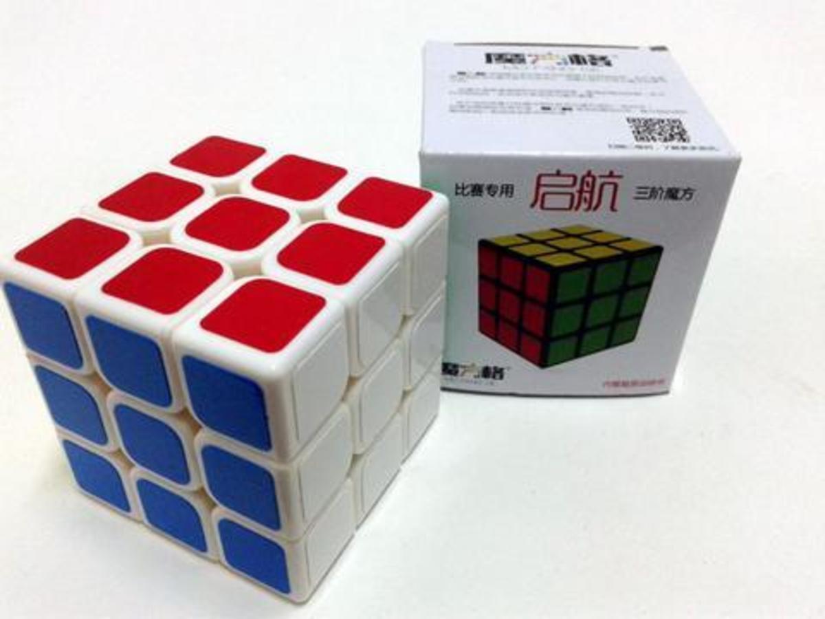 3x3x3 Sail 6.8cm Qiyi