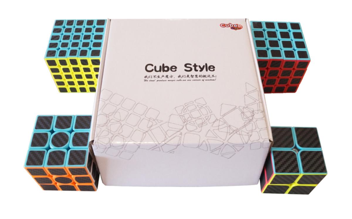 Set Cubos CubeStyle