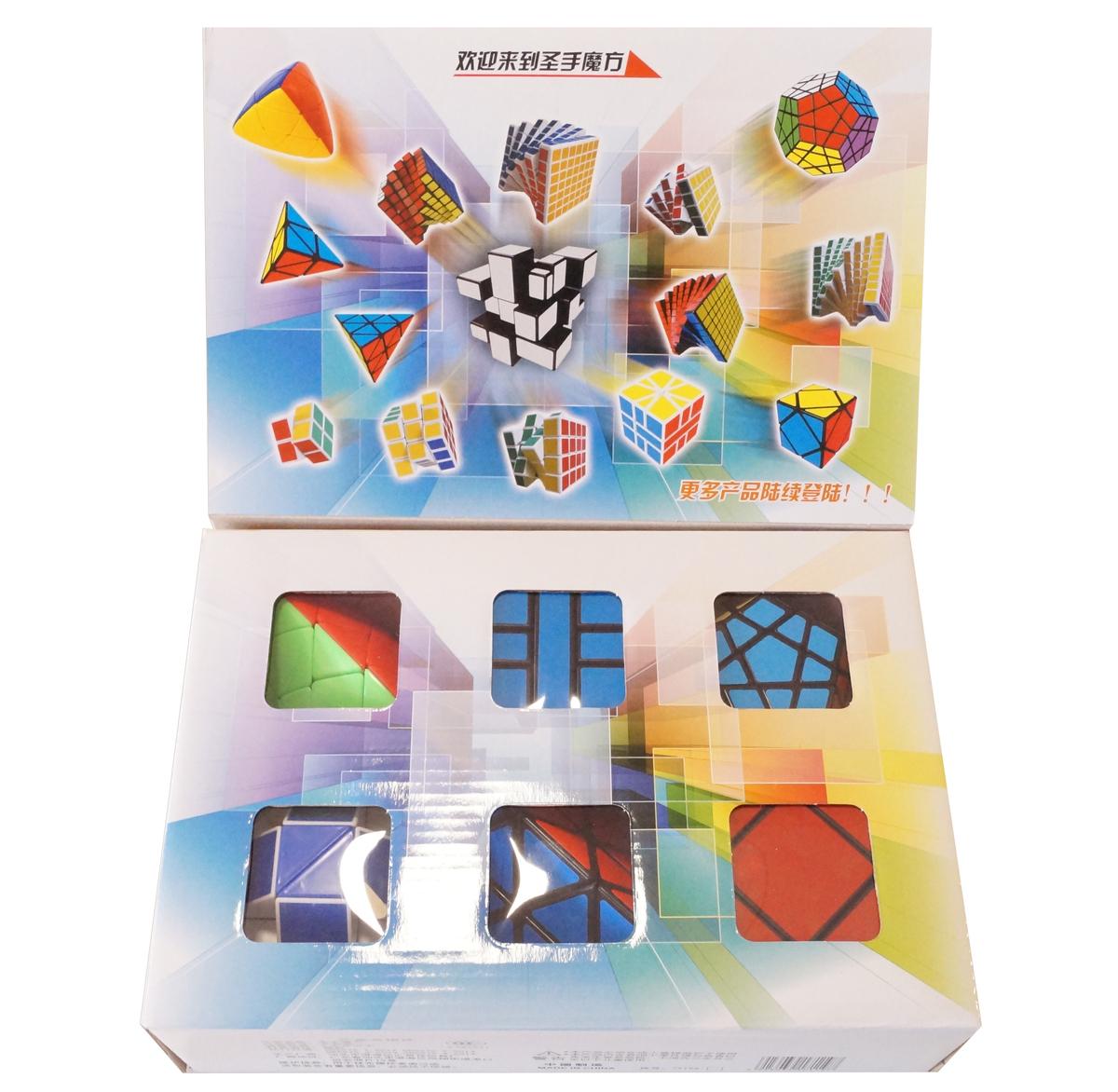 Set 6 Cubos ShengShou