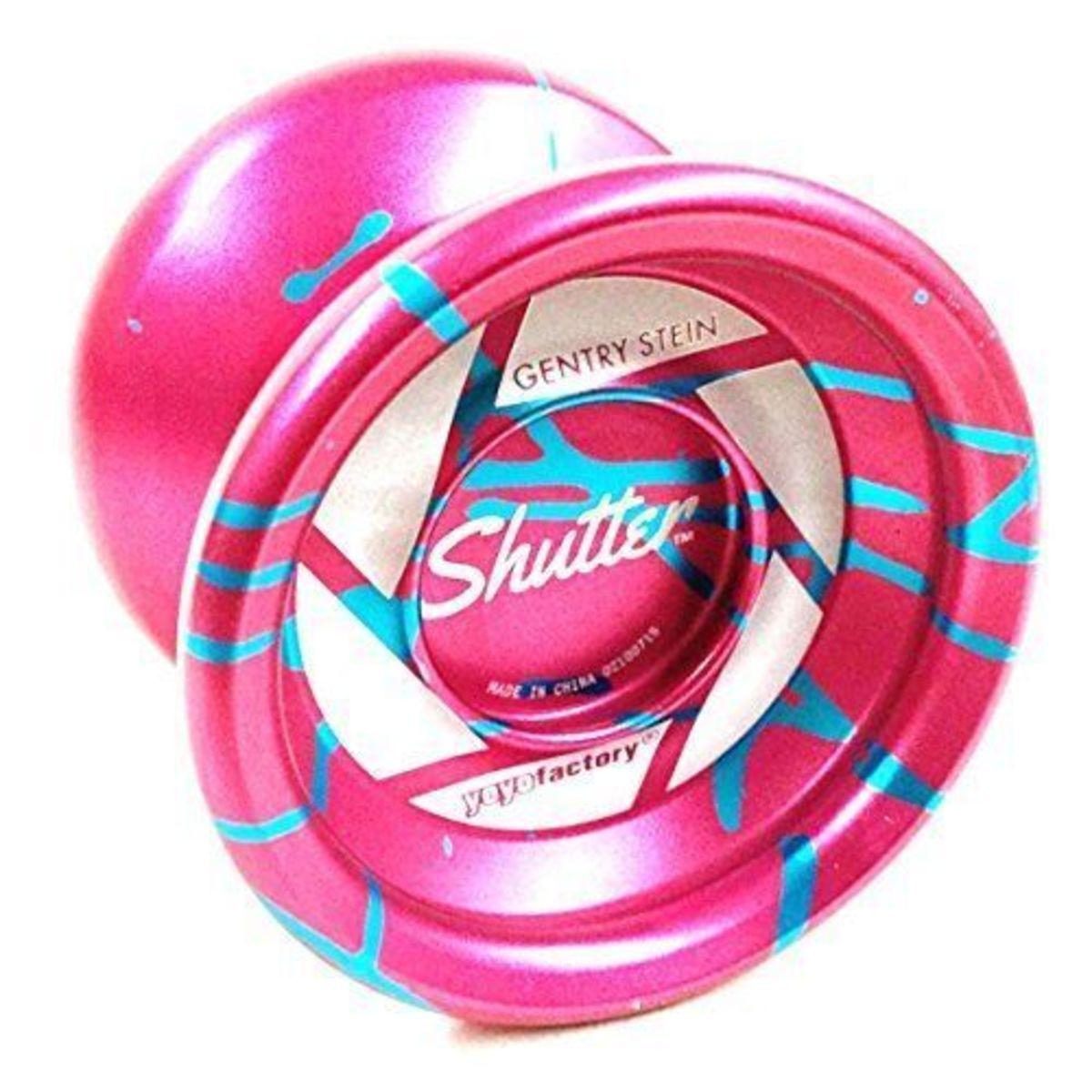 Shutter Splash YoyoFactory