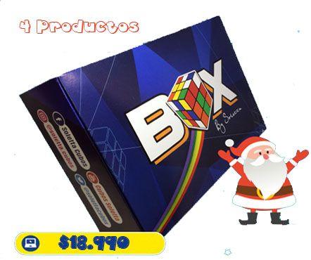 Soletta Box 4 Productos Navidad