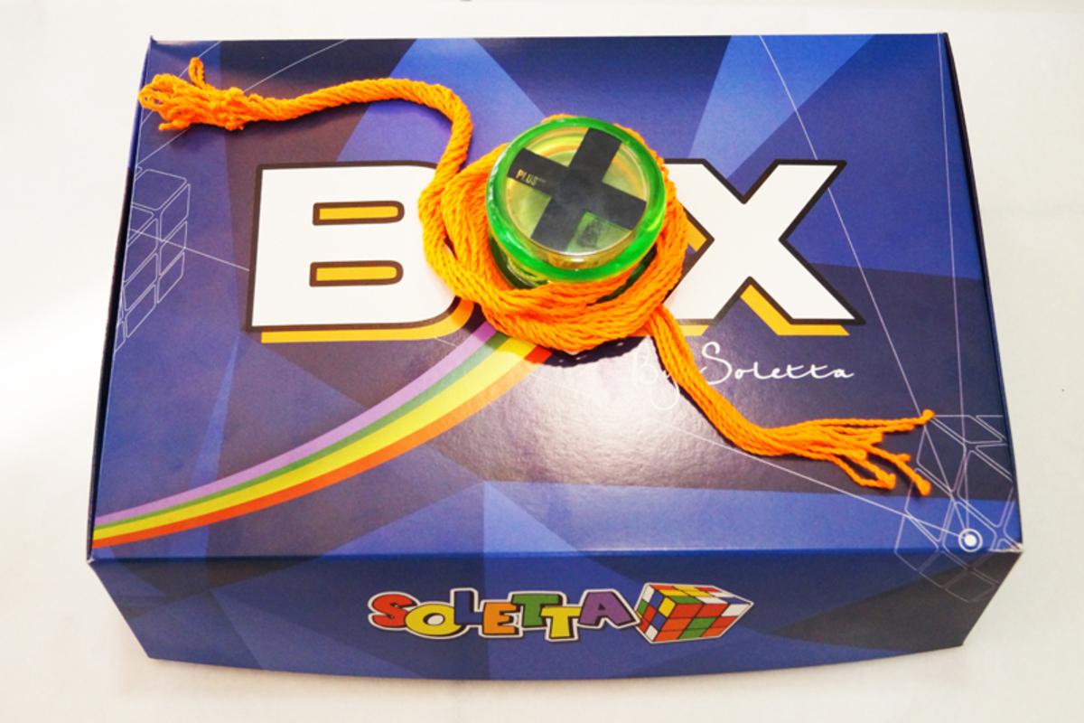 Soletta Box Yoyos Navidad