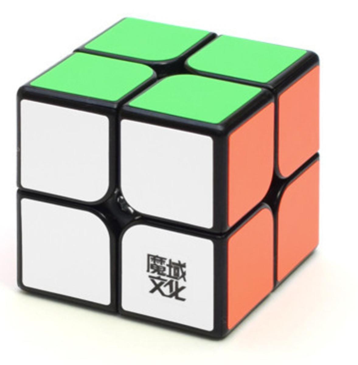 2x2x2 Moyu Weipo