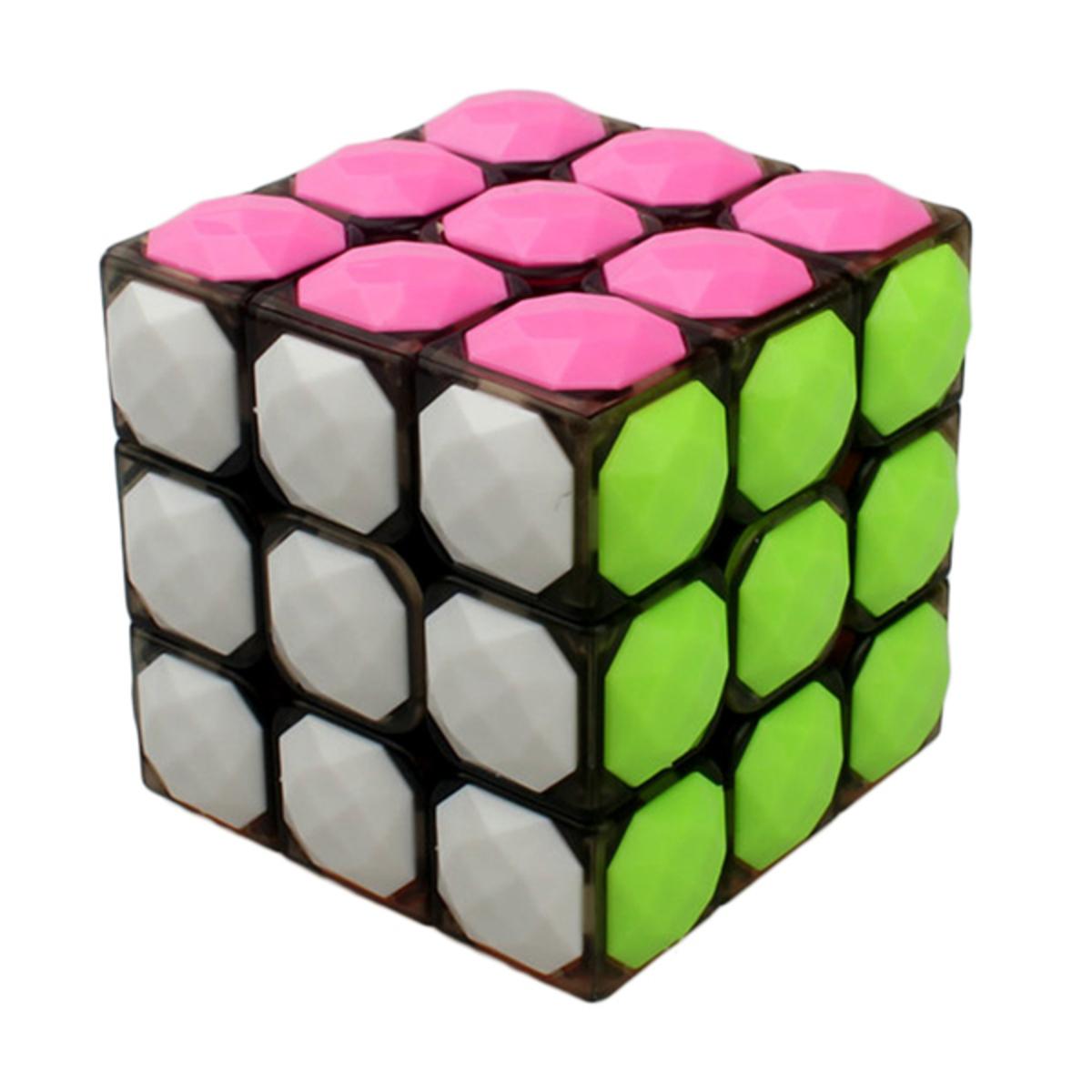 3x3x3 Carat Diamond
