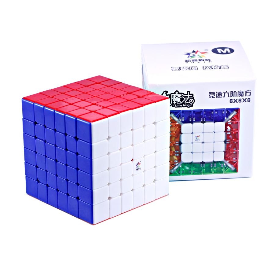 6x6x6 Yuxin Little Magic M