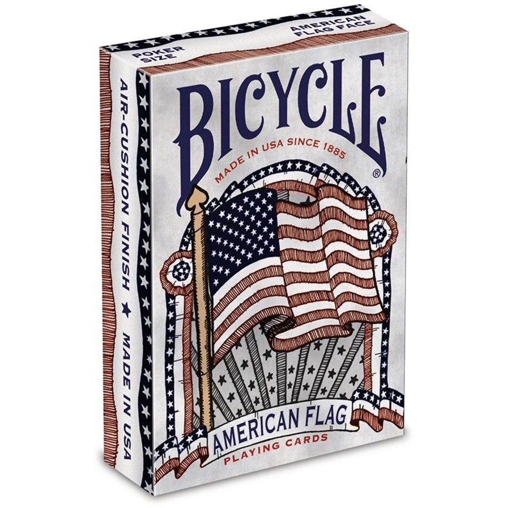 Baraja Bicycle American Flag