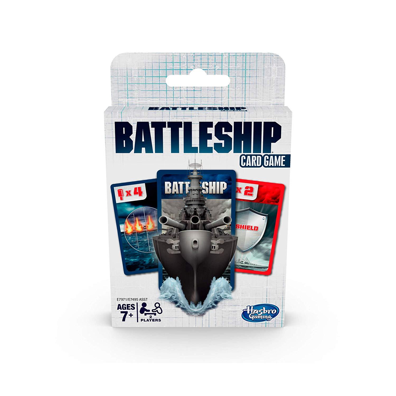BattleShip - Juego de Cartas