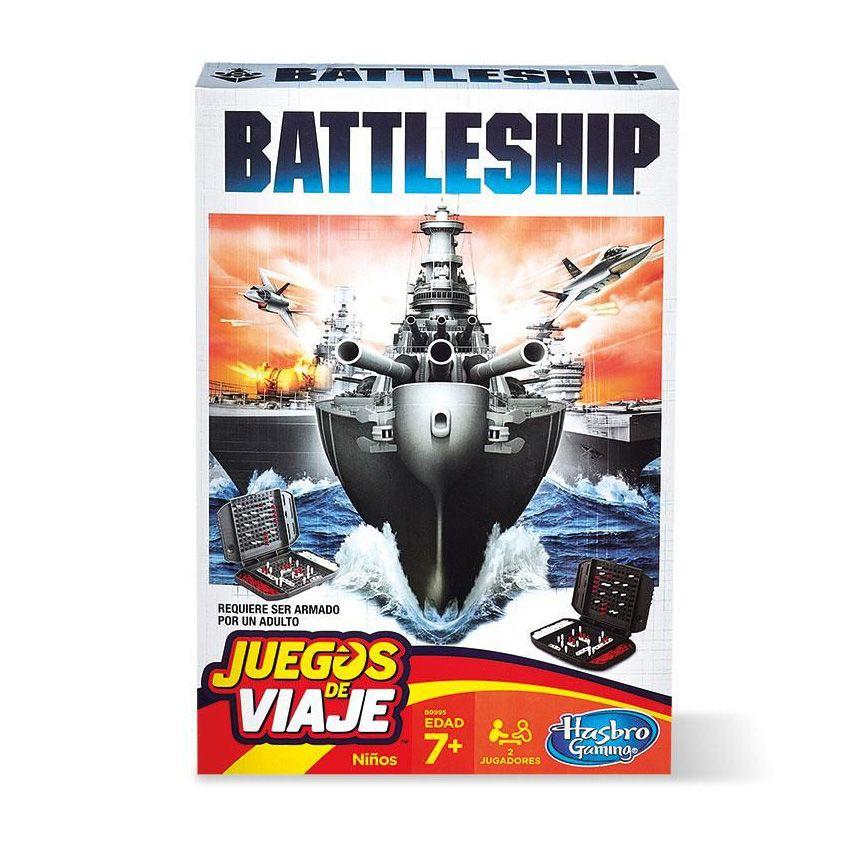 BattleShip - Juego de Viaje