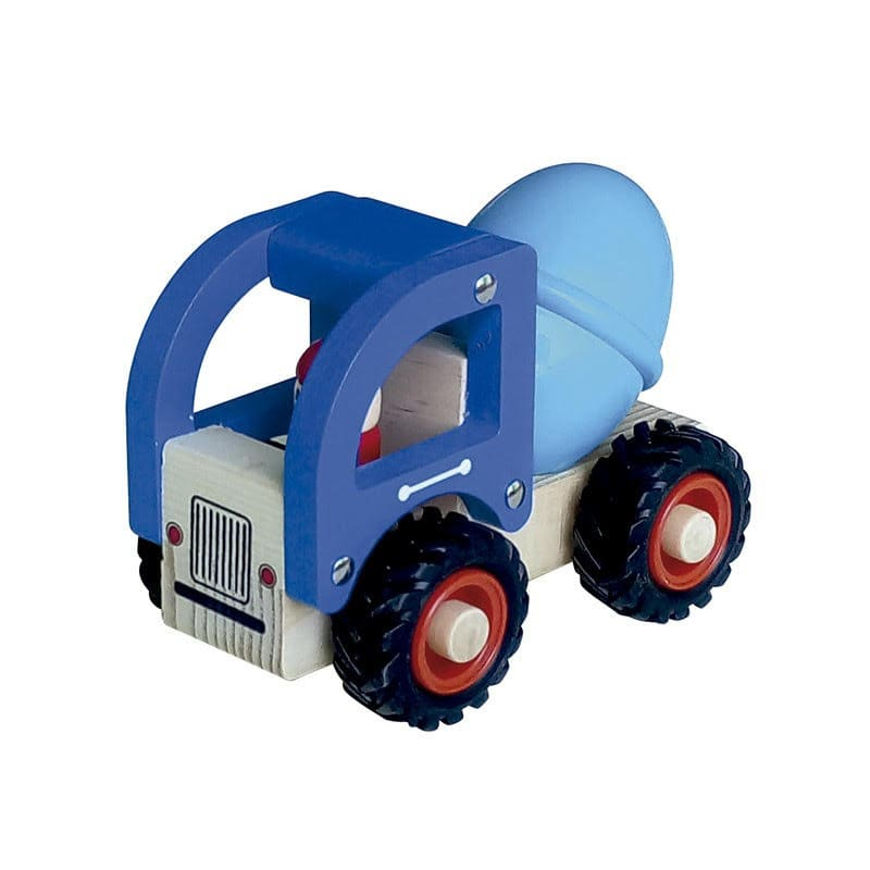Camión Hormigón Madera