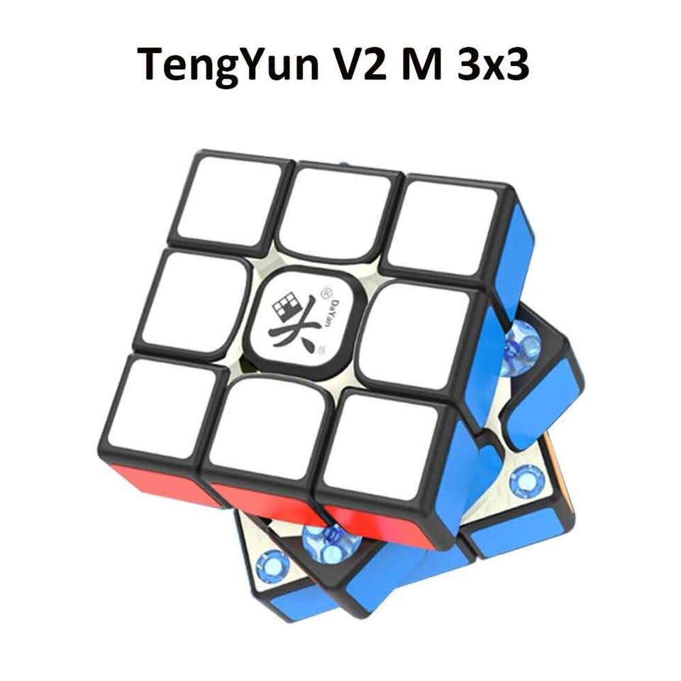 3x3x3 Dayan Tengyun V2 M