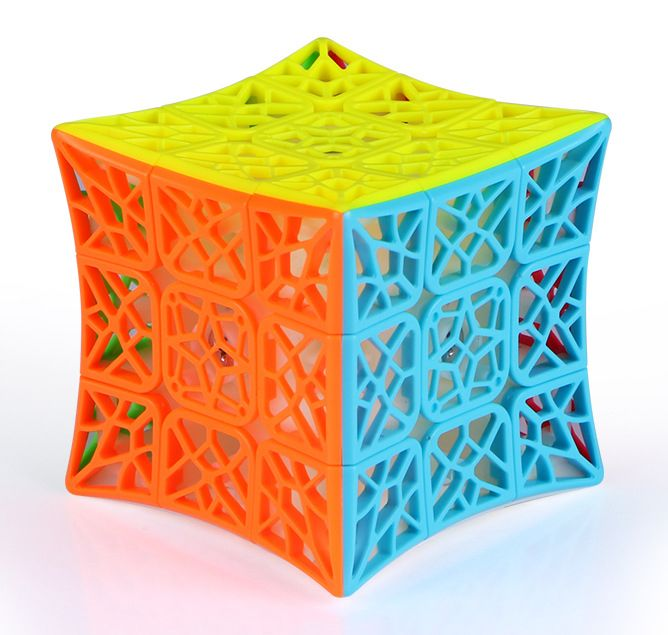 3x3x3 DNA Concave