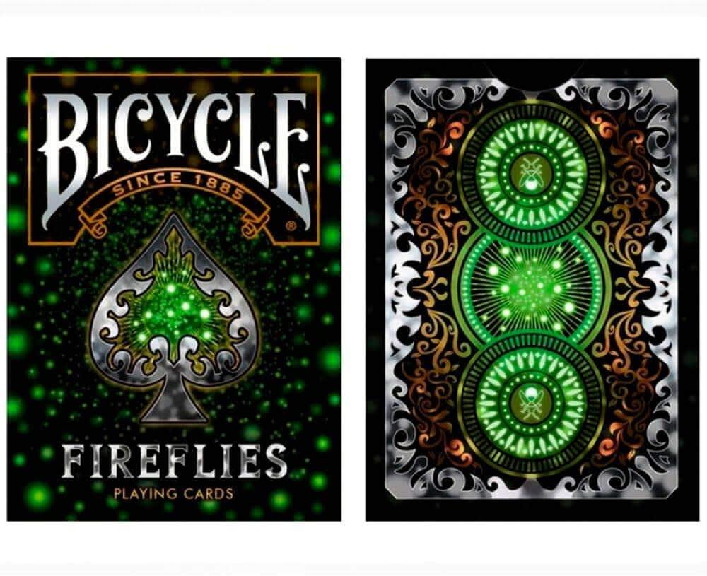 Baraja Bicycle Fireflies