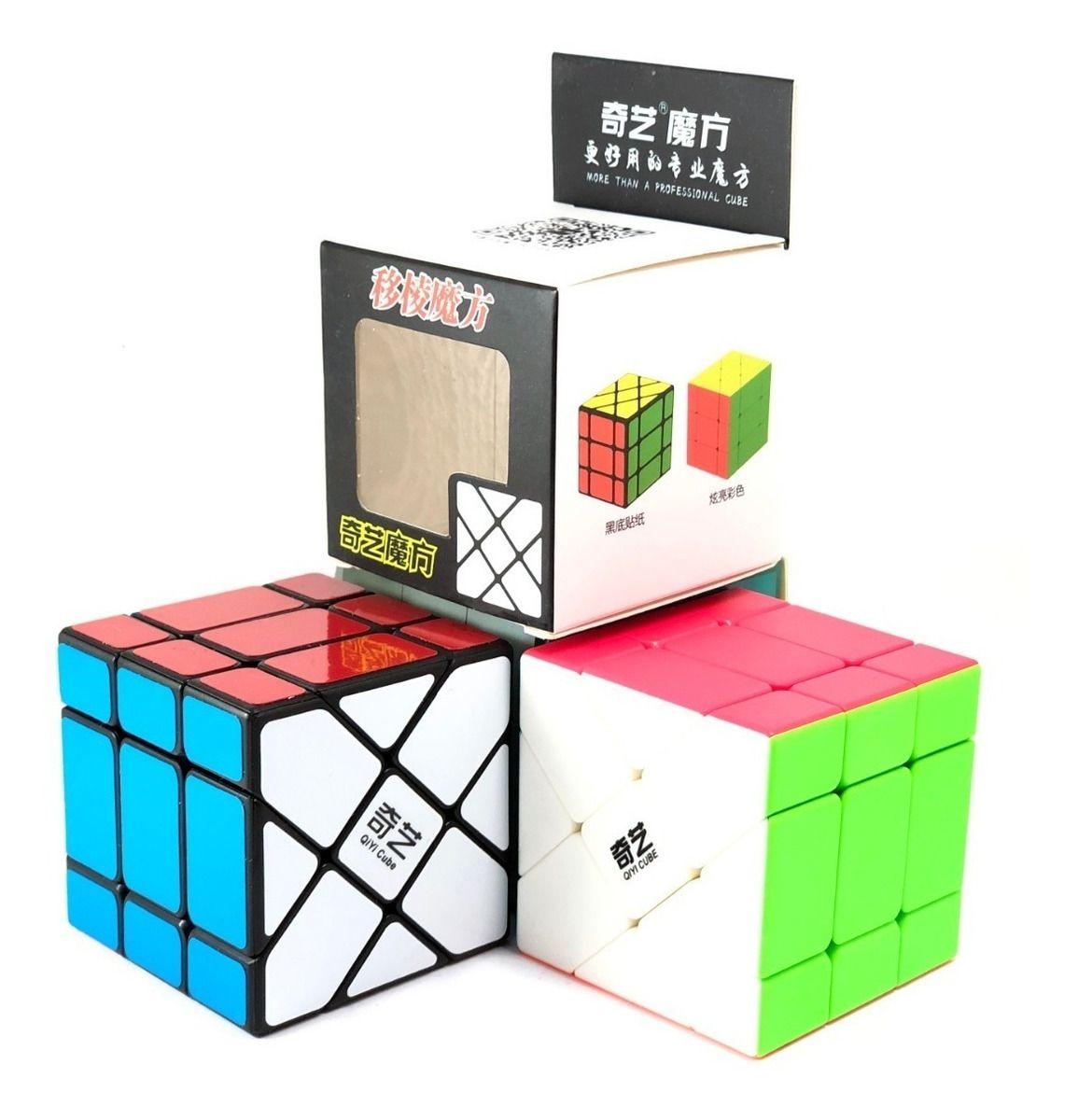 3x3x3 Fisher Qiyi