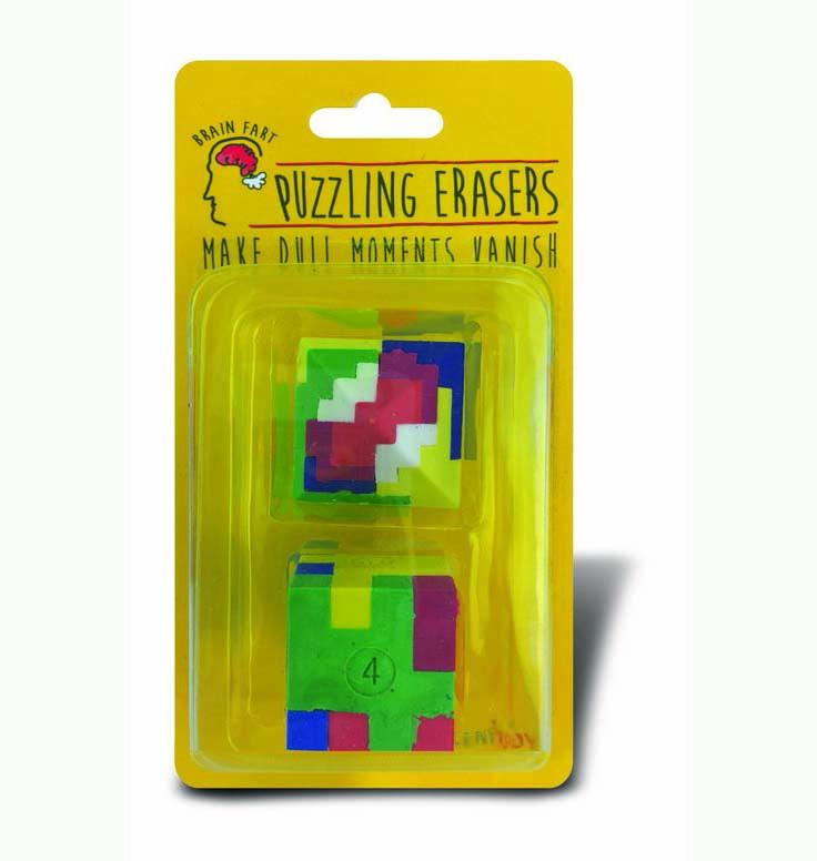 Puzzles Gomas de Borrar