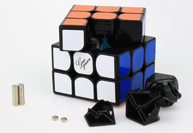 3x3x3 Guoguan Pro M
