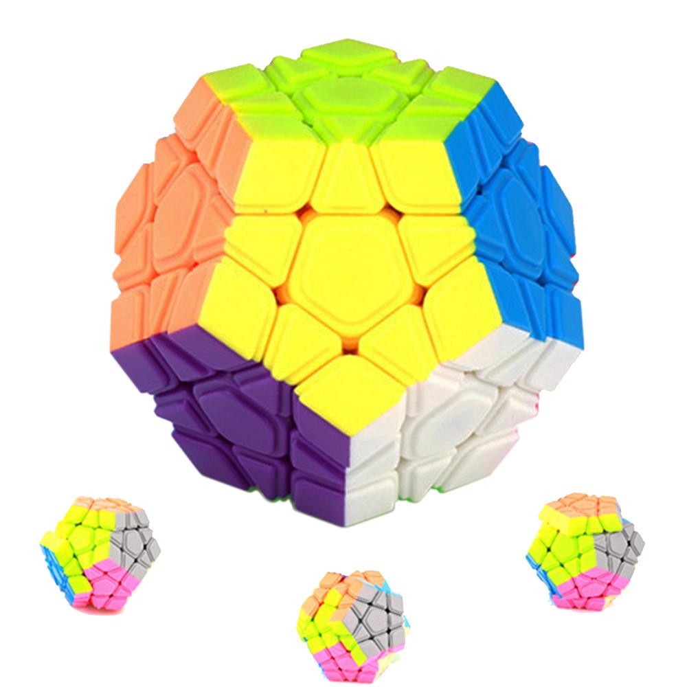 Set de 4 Cubos Irregulares Mofangjiaoshi